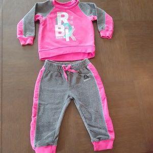 Reebok Kids Outfit